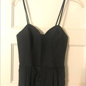 Black Jumpsuit size M